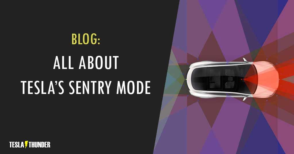tesla sentry mode image