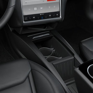 Model S Integrated Center Console