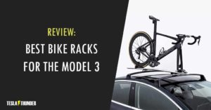 tesla model 3 best bike rack