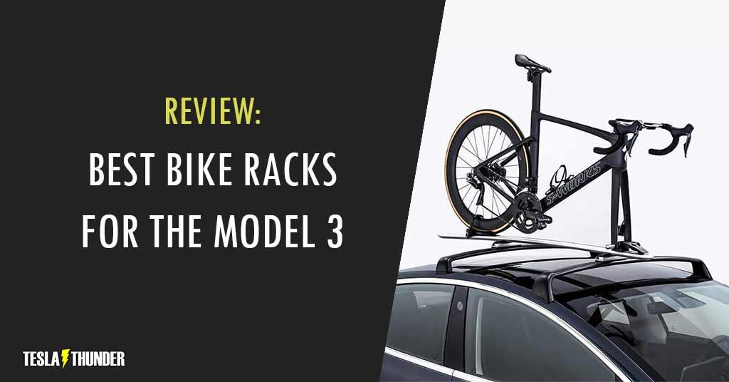 tesla model 3 best bike rack