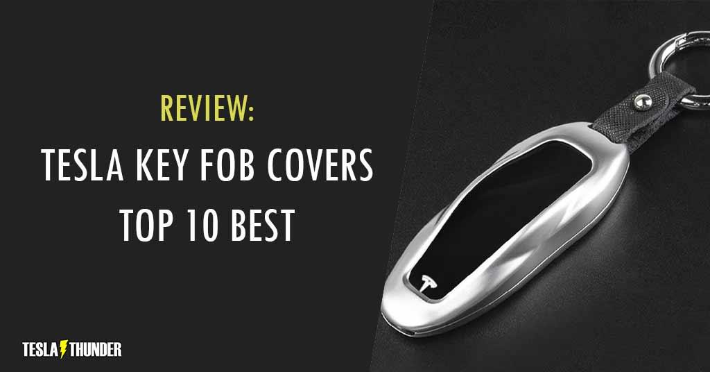 tesla key fob covers