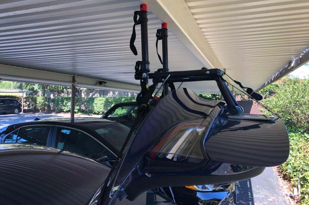 bike on model 3