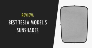 tesla model s sunshade