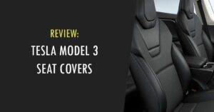 tesla model 3 seat covers