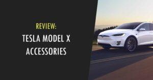 tesla model x accessories