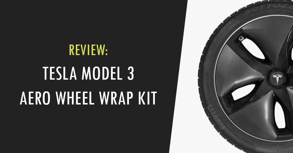 model 3 aero wheel wrap kit
