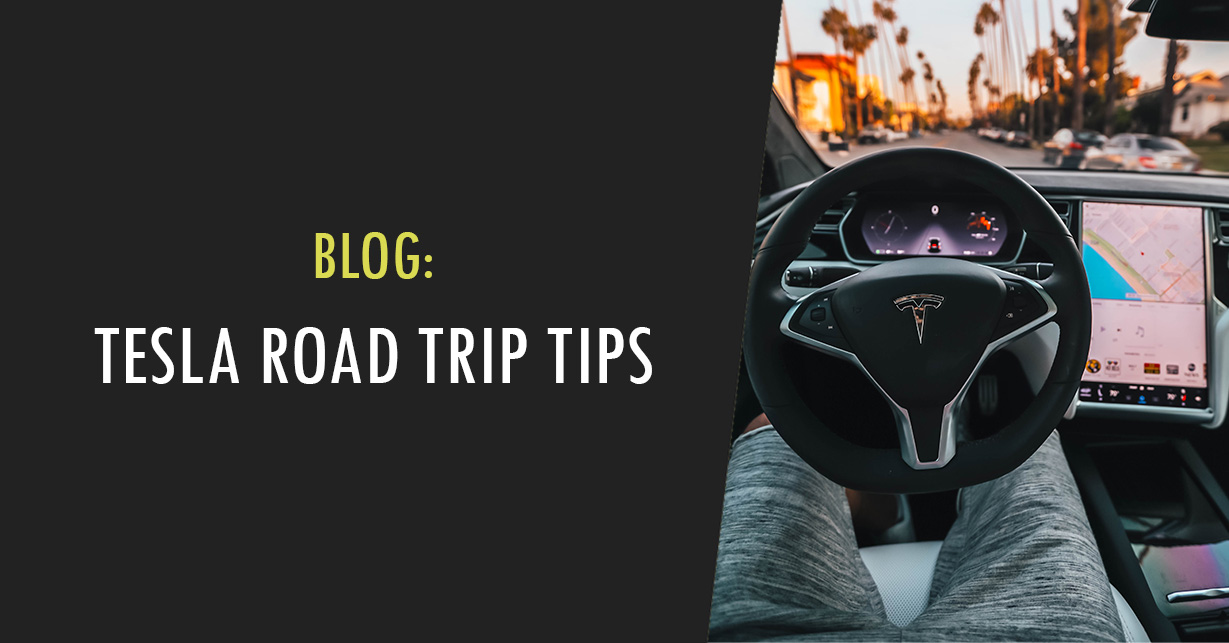 tesla road trip tips