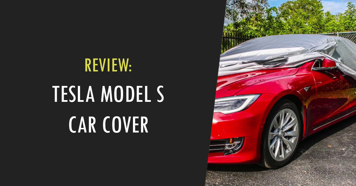 tesla model s car cover