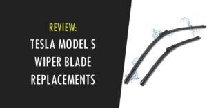 tesla model s wiper blades