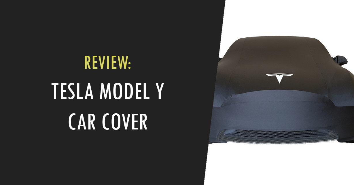 tesla model y car cover