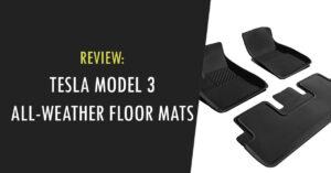 tesla model 3 floor mats
