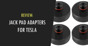 jack pad adapters for tesla