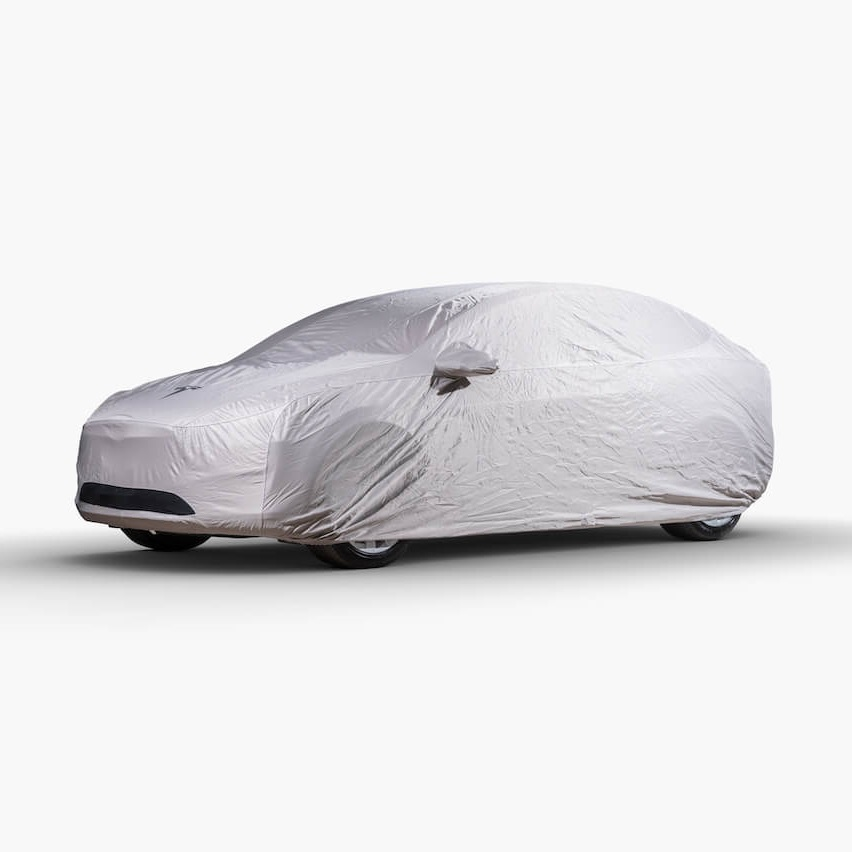 model x car cover for outdoor & indoor